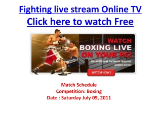 watch jhonny gonzalez vs roinet caballero boxing live stream