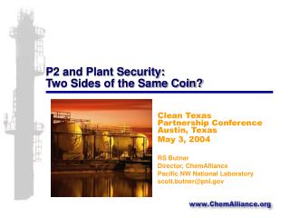 P2 and Plant Security: Two Sides of the Same Coin
