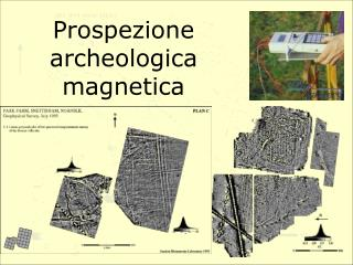 Prospezione archeologica magnetica