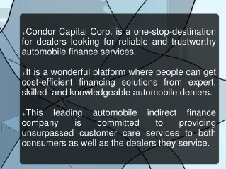 Condor Capital Corp Reviews | Condor Capital Corp Hauppauge