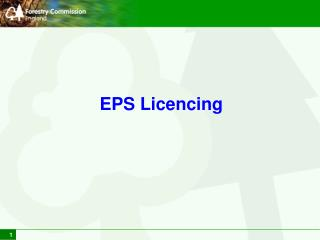 EPS Licencing