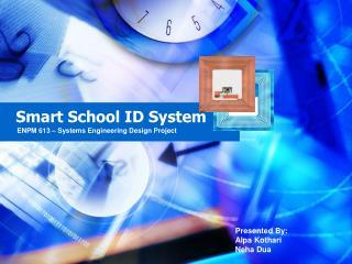 Smart School ID System