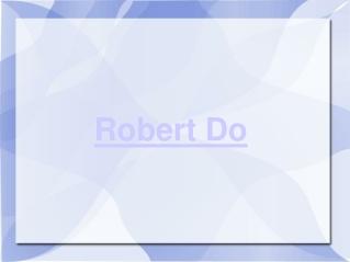 Robert Do