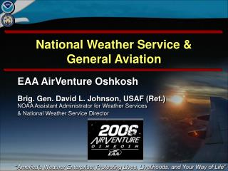 National Weather Service  General Aviation