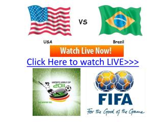 enjoy!! usa vs brazil live hd!! quater final fifa wwc