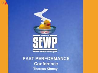 PAST PERFORMANCE Conference