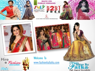 Hottest Indian Garments and Designer Fabrics Style