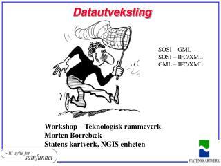 Datautveksling
