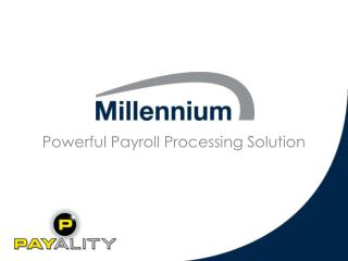 Powerful Payroll Processing Solution