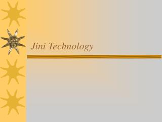 Jini Technology