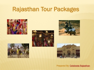 Rajastahn tour packages