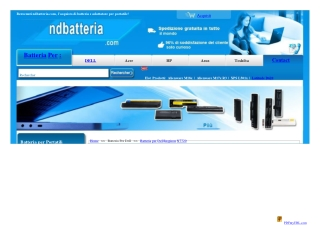 DELL Laptop Batteria