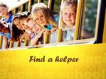 Find a Helper