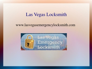 Locksmith Las vegas