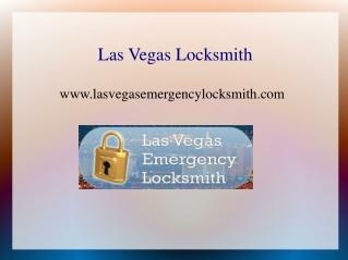 Locksmith Las vegas