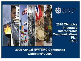 2010 Olympics Integrated Interoperable Communications Plan  IICP