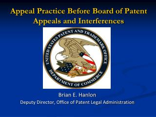 Appeal Practice Before Board of Patent Appeals and Interferences