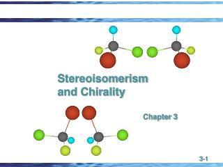 3.1  Isomers