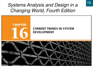 Current Trends In Systems Development