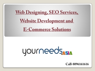 Professional Web Design Company | Offshore Web Development