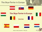 The Skye-Terrier in Europe