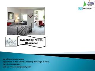 Paramount Symphony Ghaziabad | 9999561111