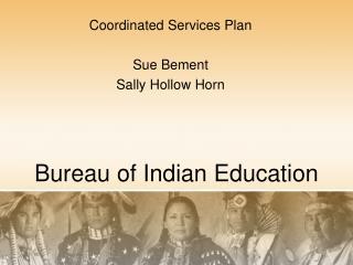 Bureau of Indian Education