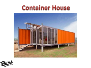 Top Uses of Shipping Containers