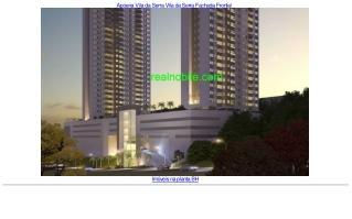 Apartamentos na planta Vila da Serra BH (31) 9143-2524