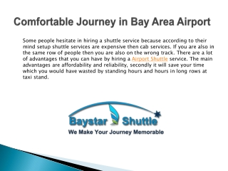 Bay Area Airport Shuttle