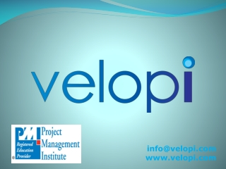 Velopi - Project Management Training