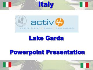 Lake Garda   Powerpoint Presentation
