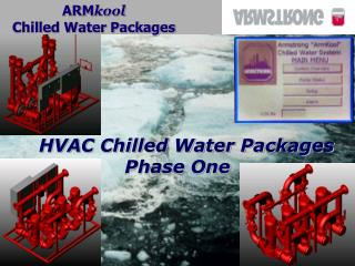 ARMkool  Chilled Water Packages