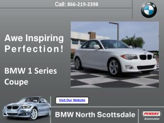 bmw 1 series coupe - north scottsdale, arizona