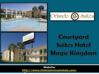 courtyard suites hotel Magic Kingdom