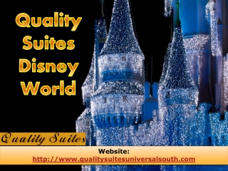 Quality Suites Disney World