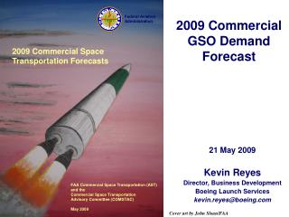 2009 Commercial GSO Demand Forecast