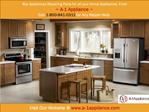 Repair Your Home Appliances Yourself With A-1 appliance Part