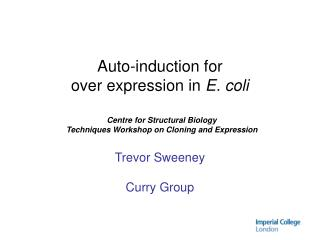 Trevor Sweeney    Curry Group