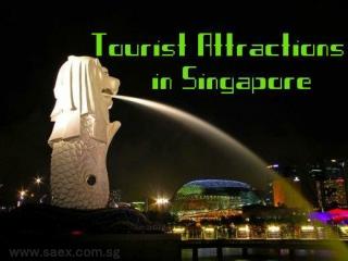 Singapore Tour Guide - Australia