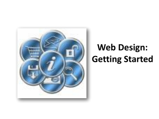 Web Design: Getting Started