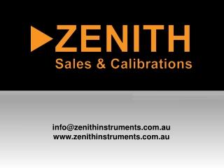 Zenith Sales
