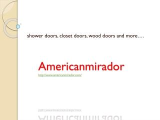 American Mirador
