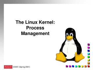 The Linux Kernel:  Process Management