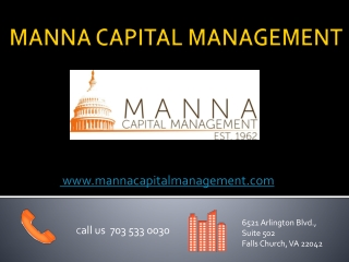 Manna Capital Management