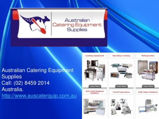 Compact Restaurant Kitchen Equipment