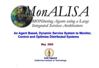 May   2005                                                                 Iosif Legrand