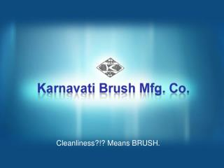 karnavatibrush:polishing brushes,