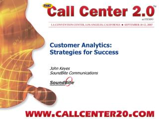 Customer Analytics: Strategies for Success
