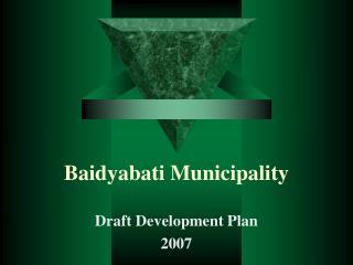 Baidyabati Municipality